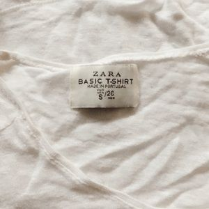 Basic Zara top